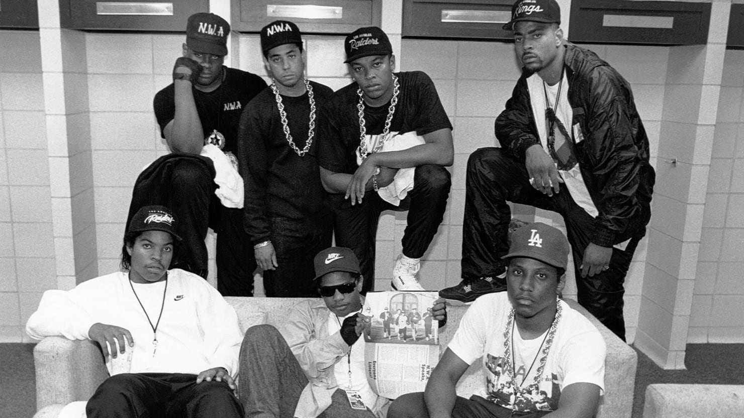 The FBI Agent Who Hunted N.W.A