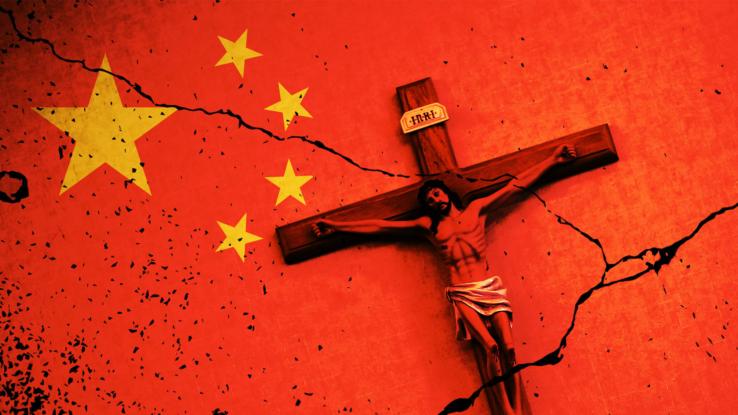 China Is Tearing Down Crosses