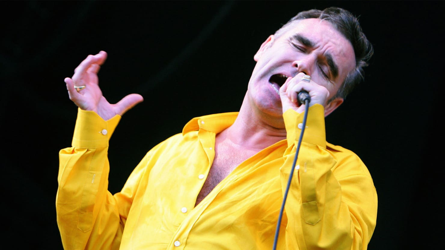Morrissey on How Obama 'Has Meant Nothing' and Trump 'Can't Be Allowed to Represent America'