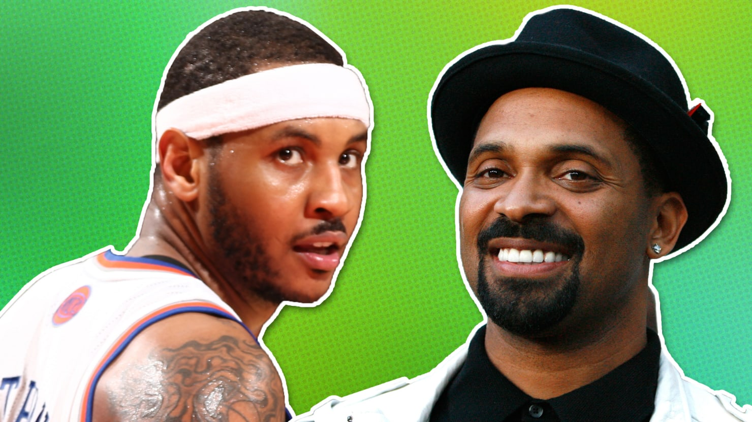 These days, famous couples' dirty laundry is being aired out very publicly  online—including this week's cases of comedian Mike Epps and Mrs. Carmelo  Anthony ...