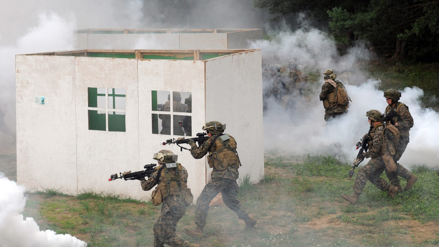 American Paratroopers in Ukraine Have Putin Rattled