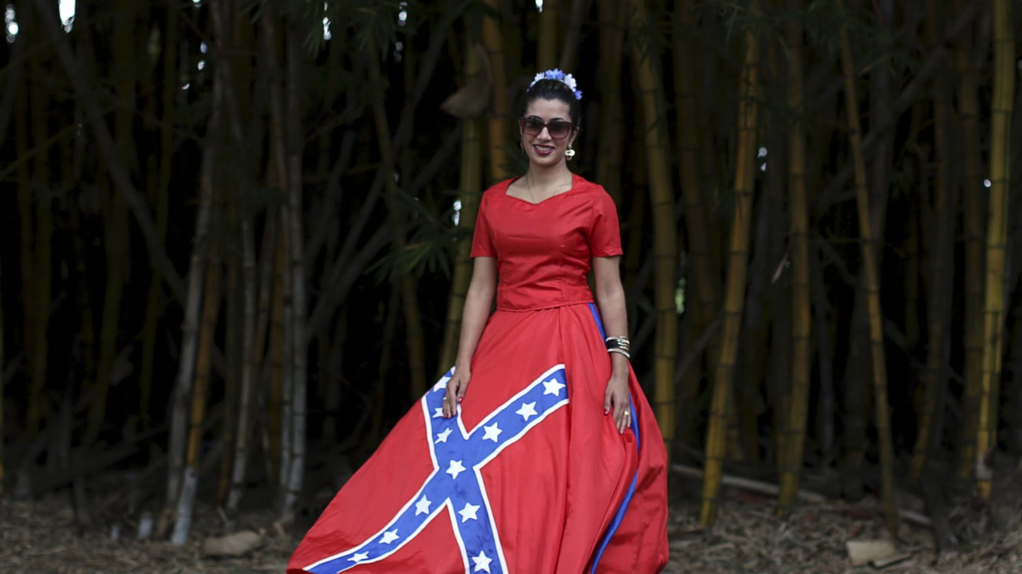 The Confederacy Lives on in Brazil
