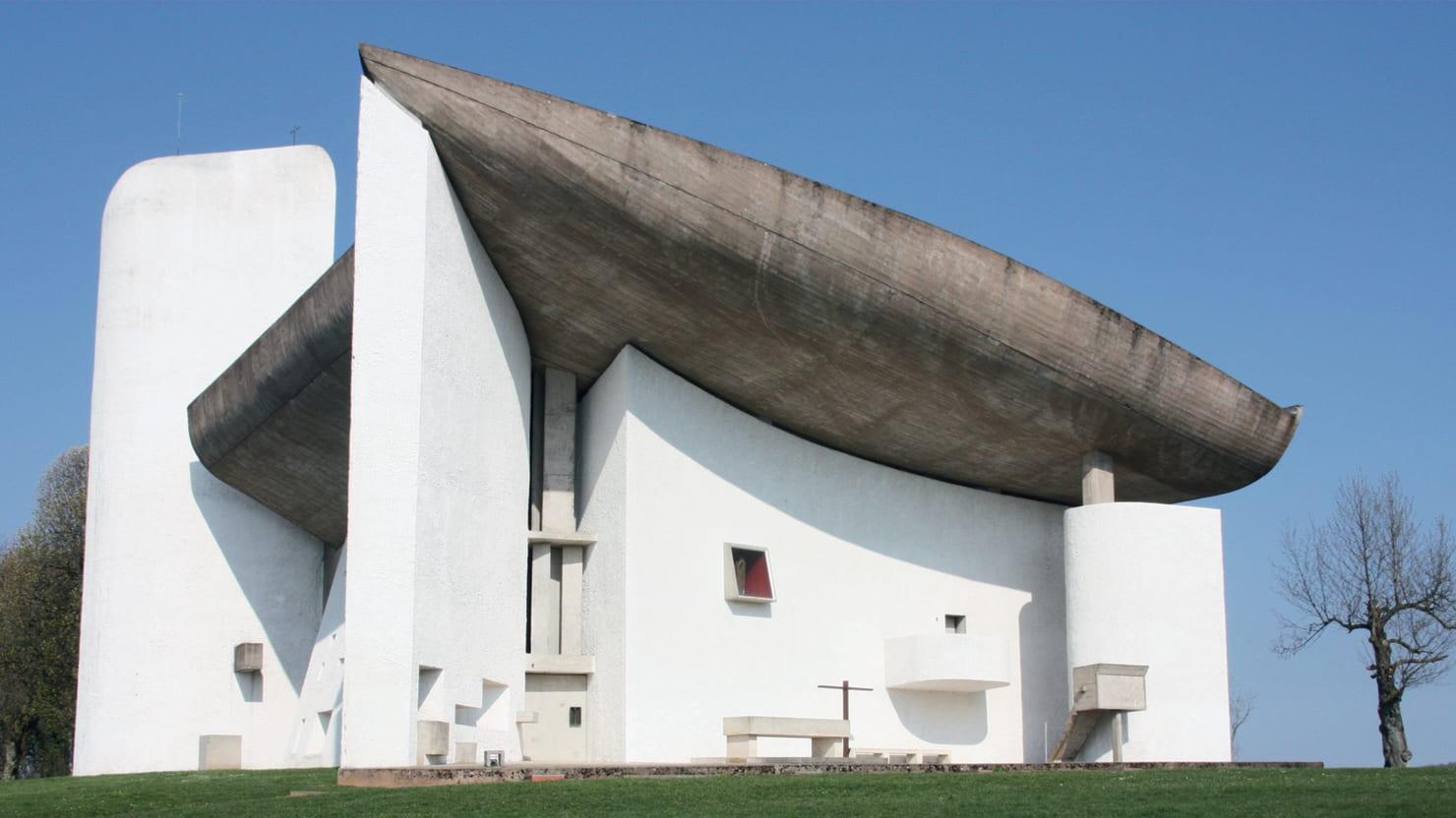 Le Corbusier's Brutally Complex Legacy (Photos)