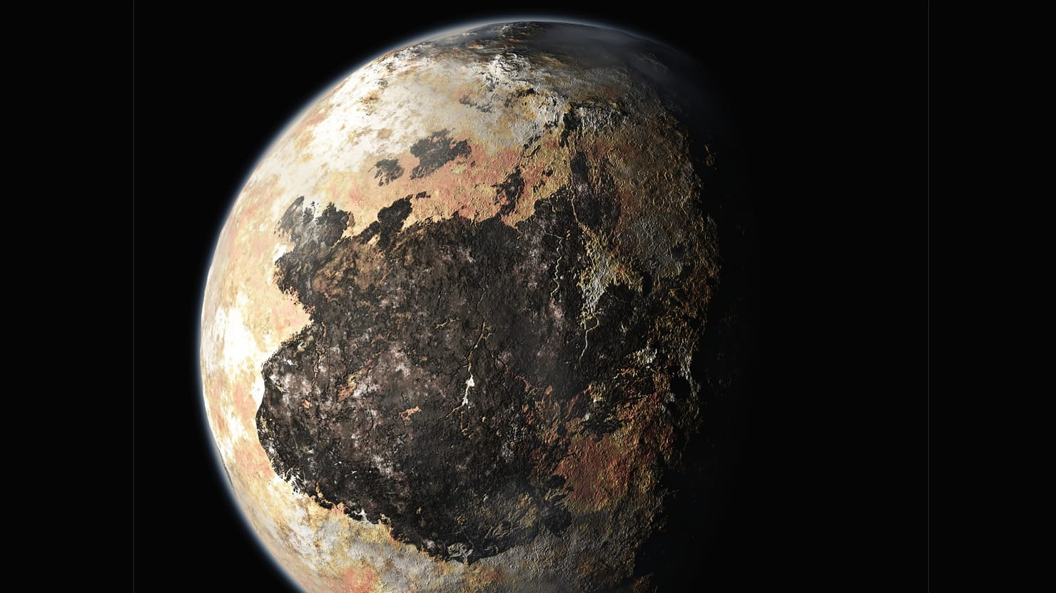 Pluto and Other Truly Epic Space Photos