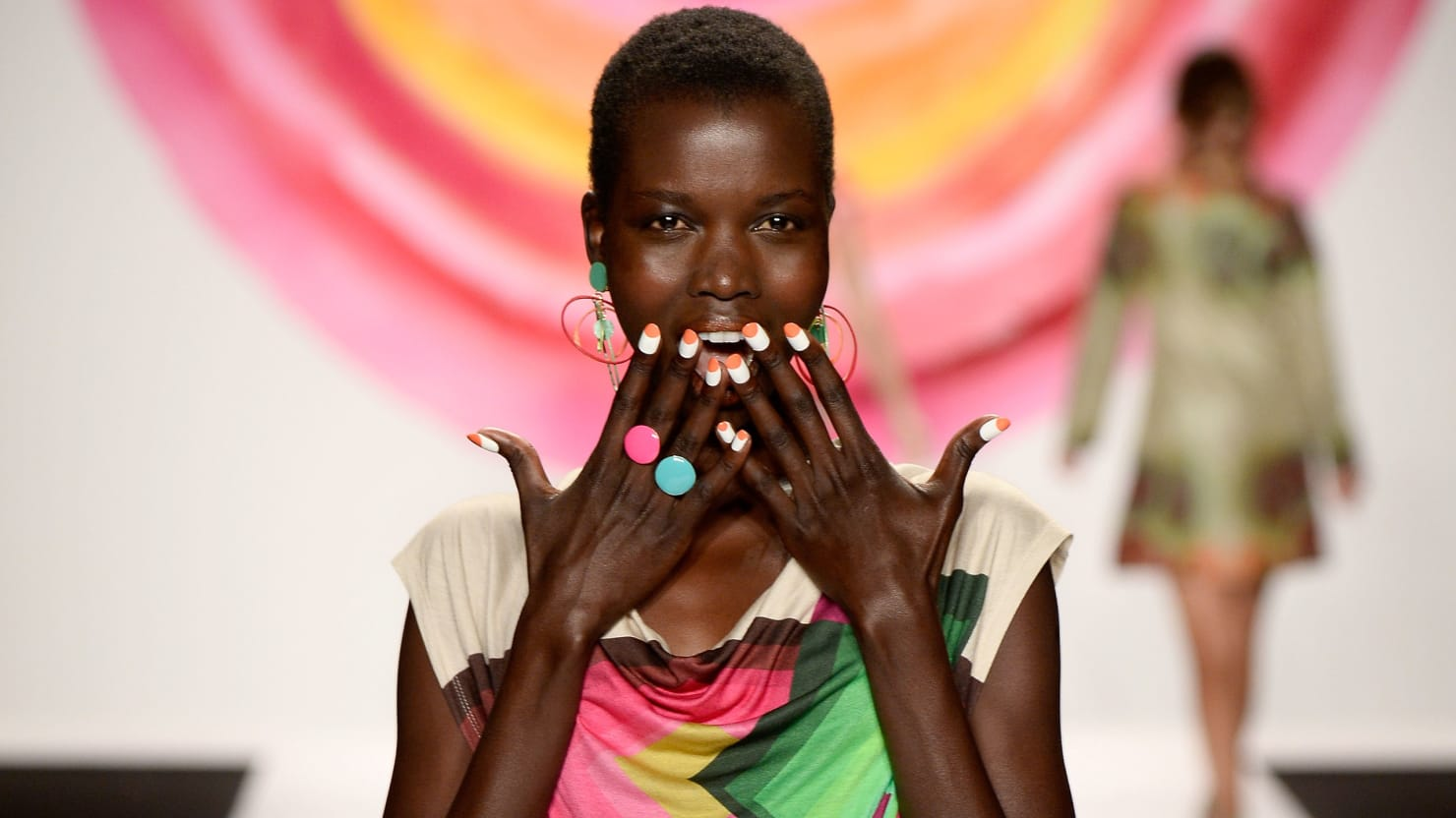 Nykhor Paul, 'Tired of Apologizing' for Her Blackness, Fights Fashion Racism