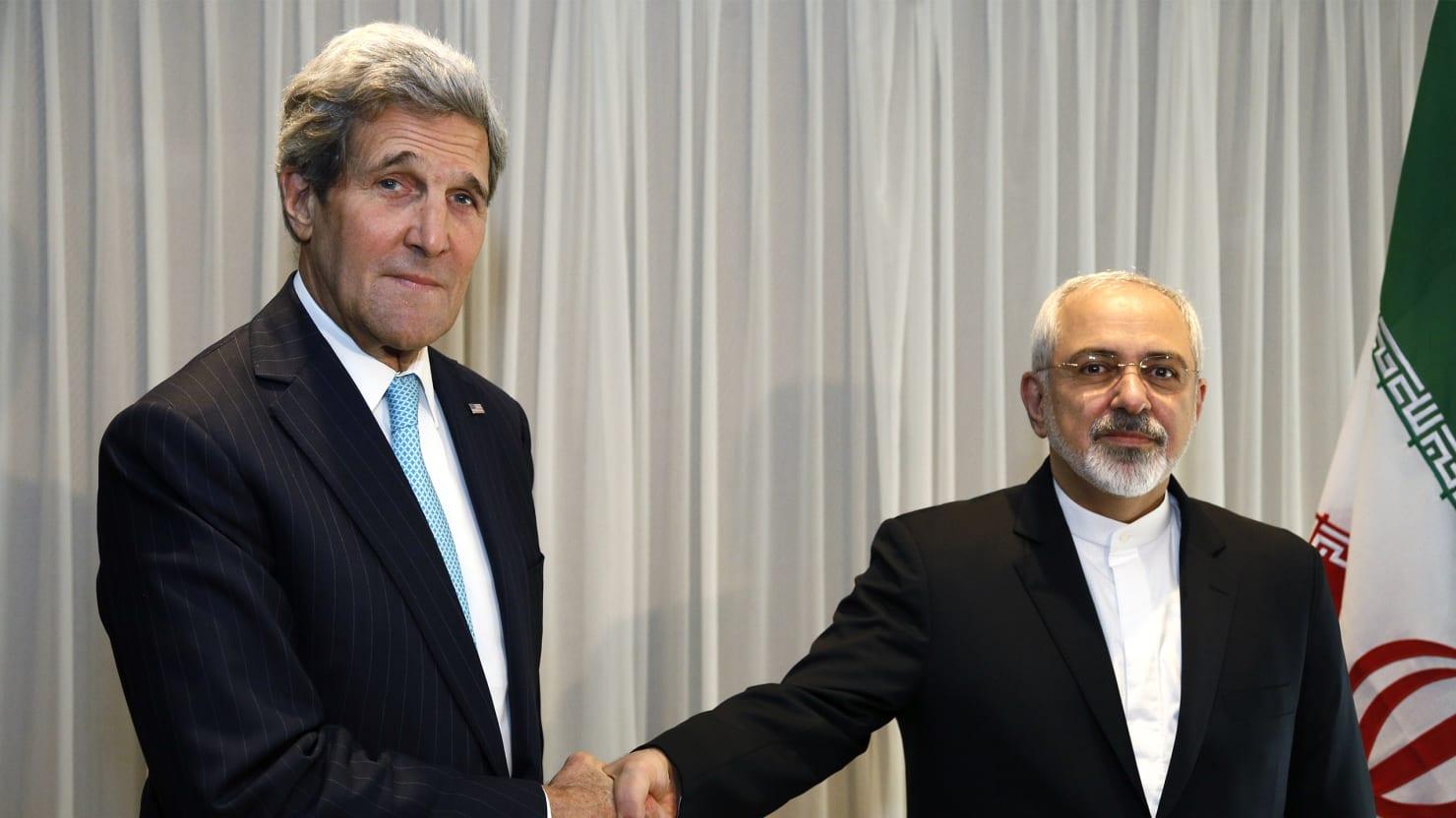 א נייע 'איראן קאנטרא' סקאנדאל?
