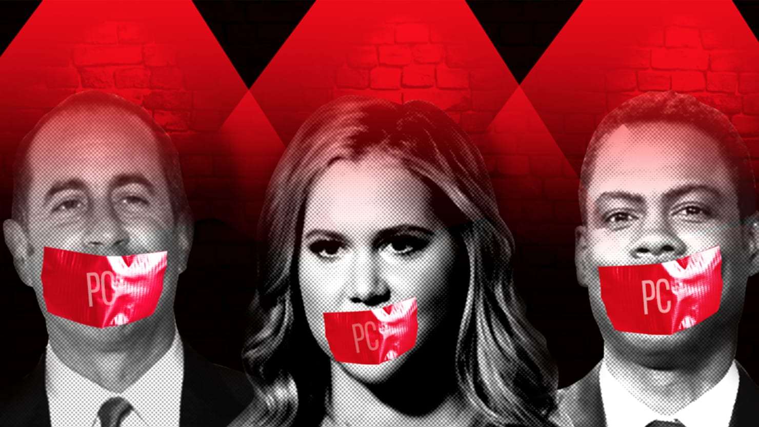 the persecution of amy schumer political correctness and comedy photo illustration by dair massey the daily beast