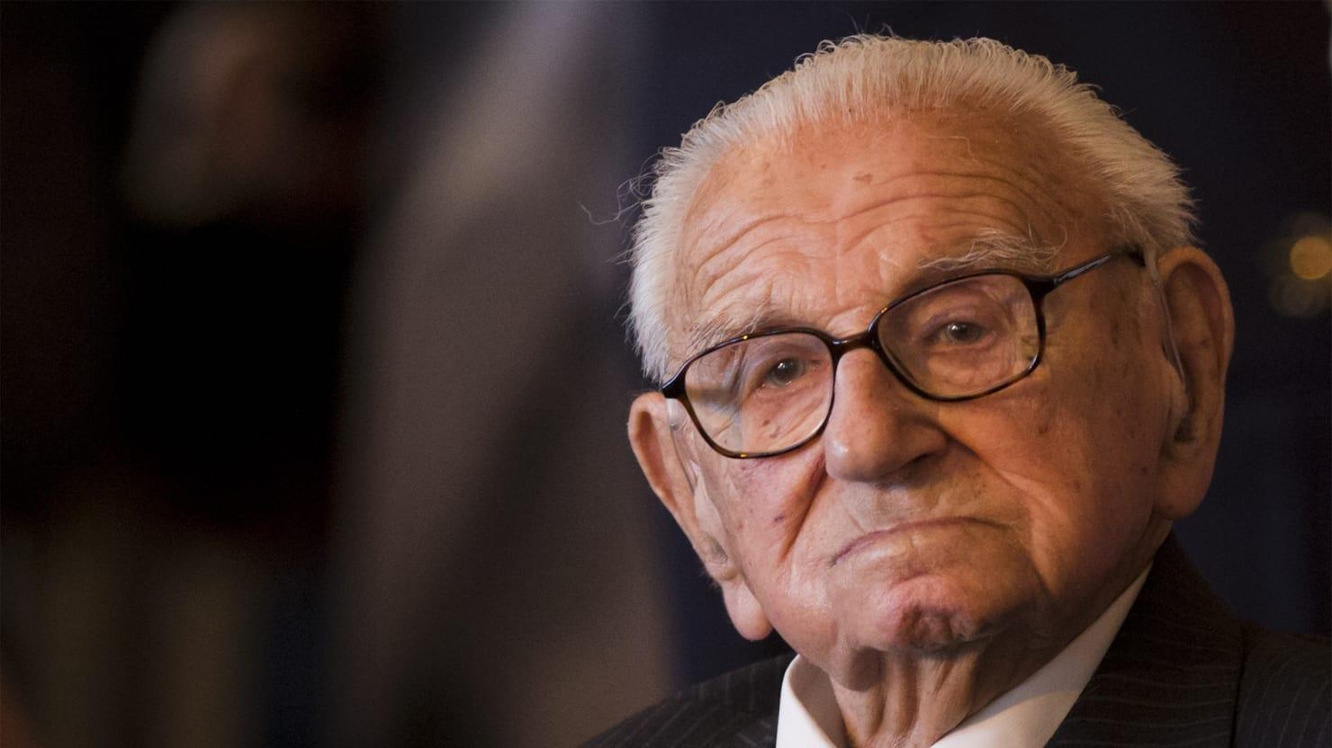 'British Schindler' Saved 669 Kids From Nazis