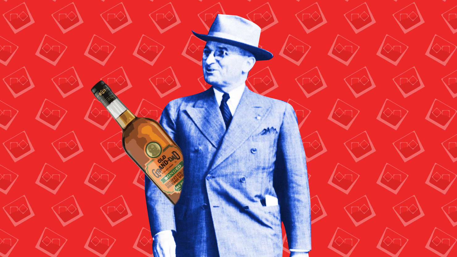 How Harry Truman Ran a Bourbon-Soaked White House