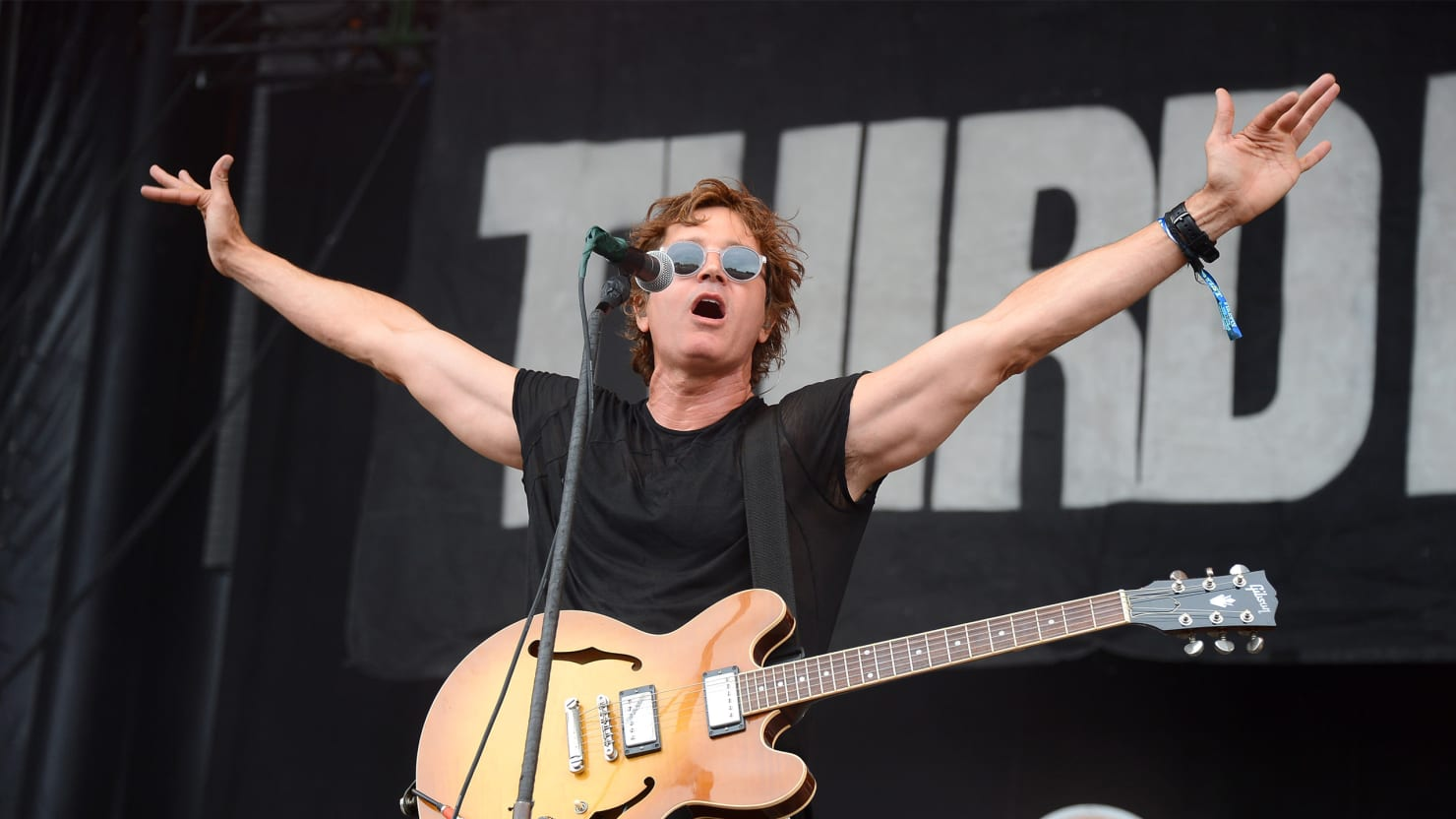 Koch Stephan that from third eye blind has a plan to fix america