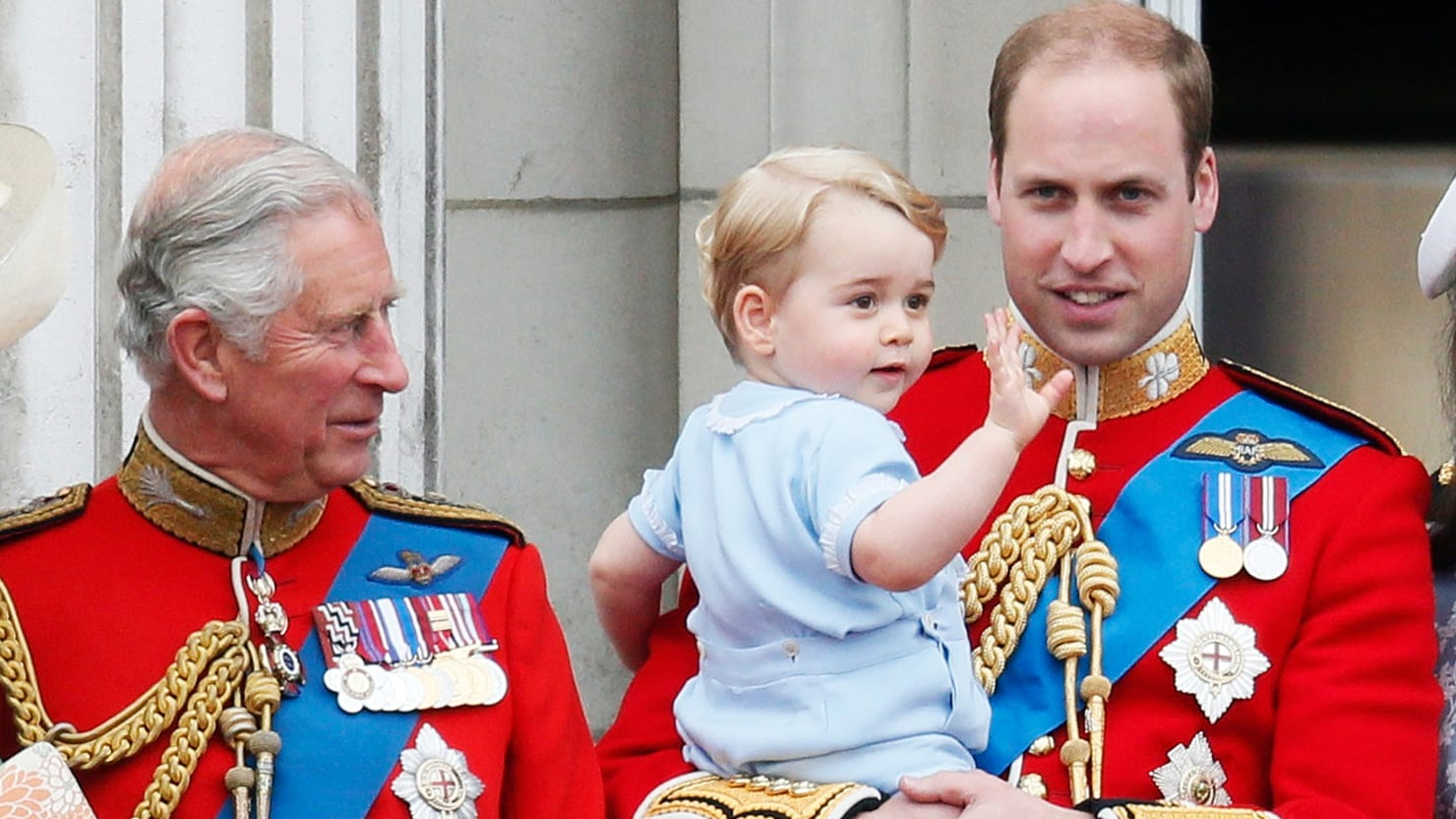 Prince Charles gave his grandson a wonderful birthday present 30.07.2015 19