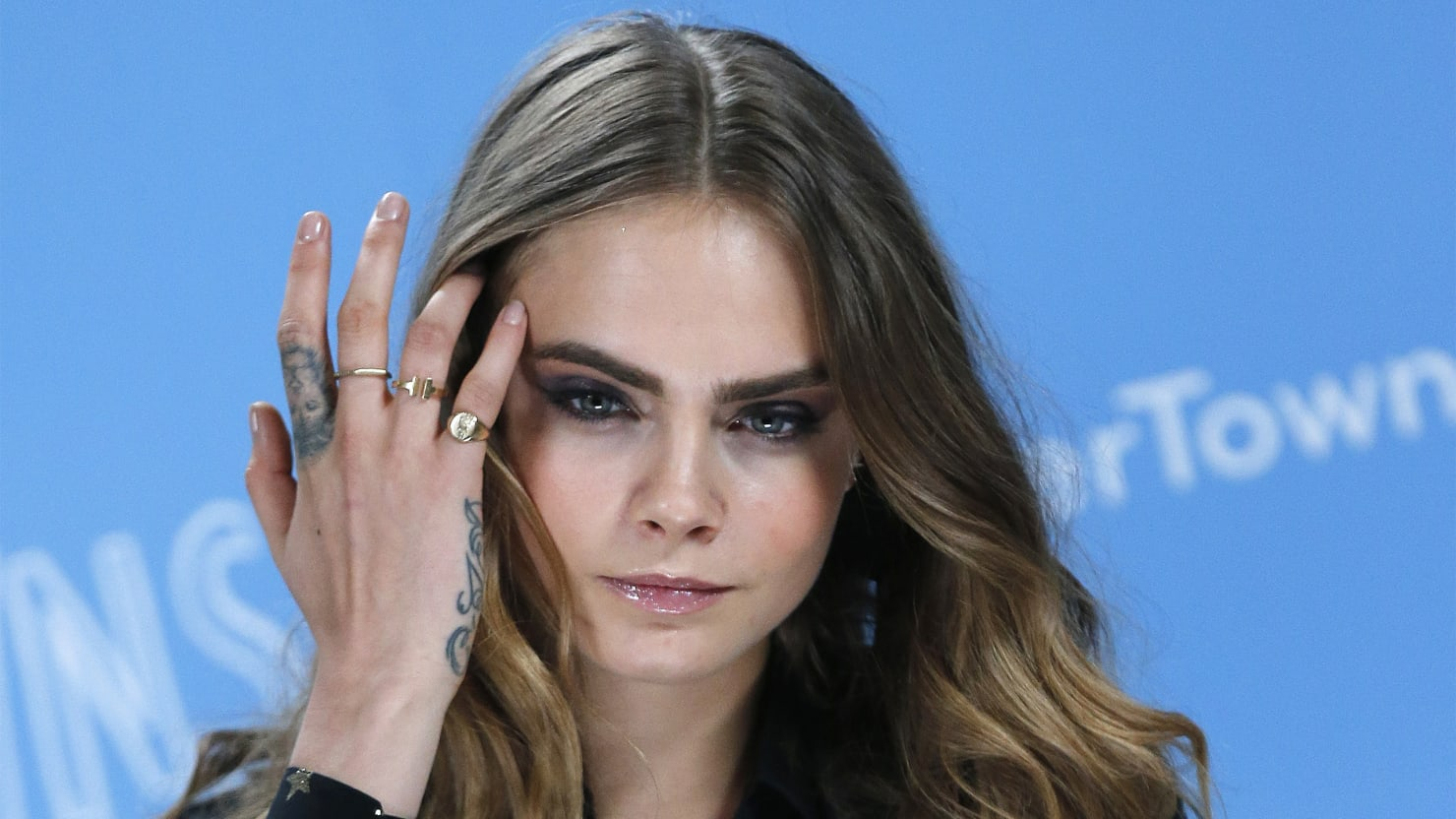 Can Cara Delevingne Act?