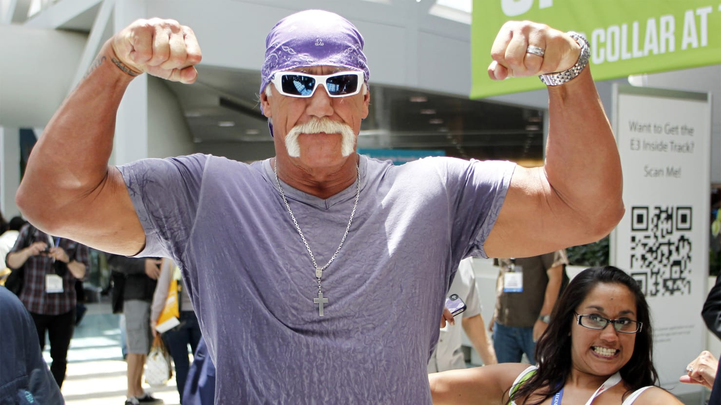 Report: WWE Scrubs All Mentions of Hulk Hogan in Wake of Controversial N-Word Audio