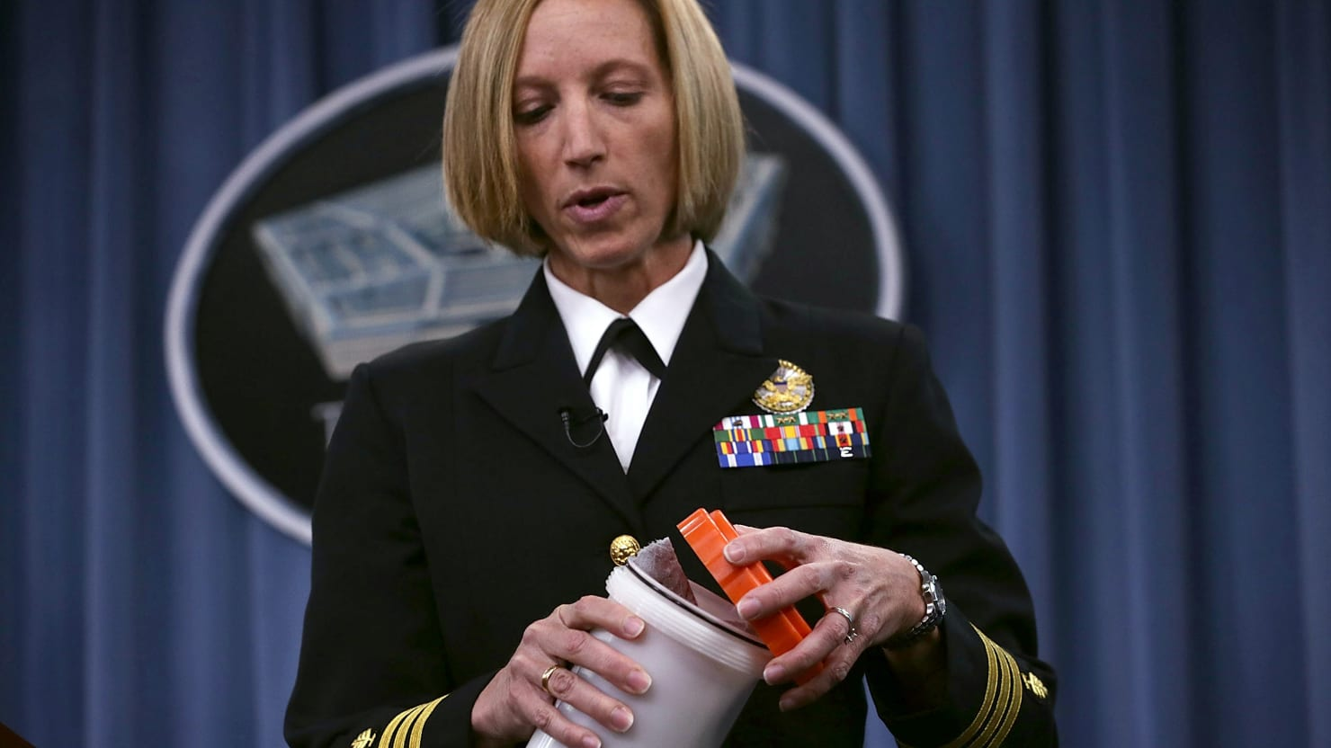 Pentagon 'Shocked' by Anthrax Leak