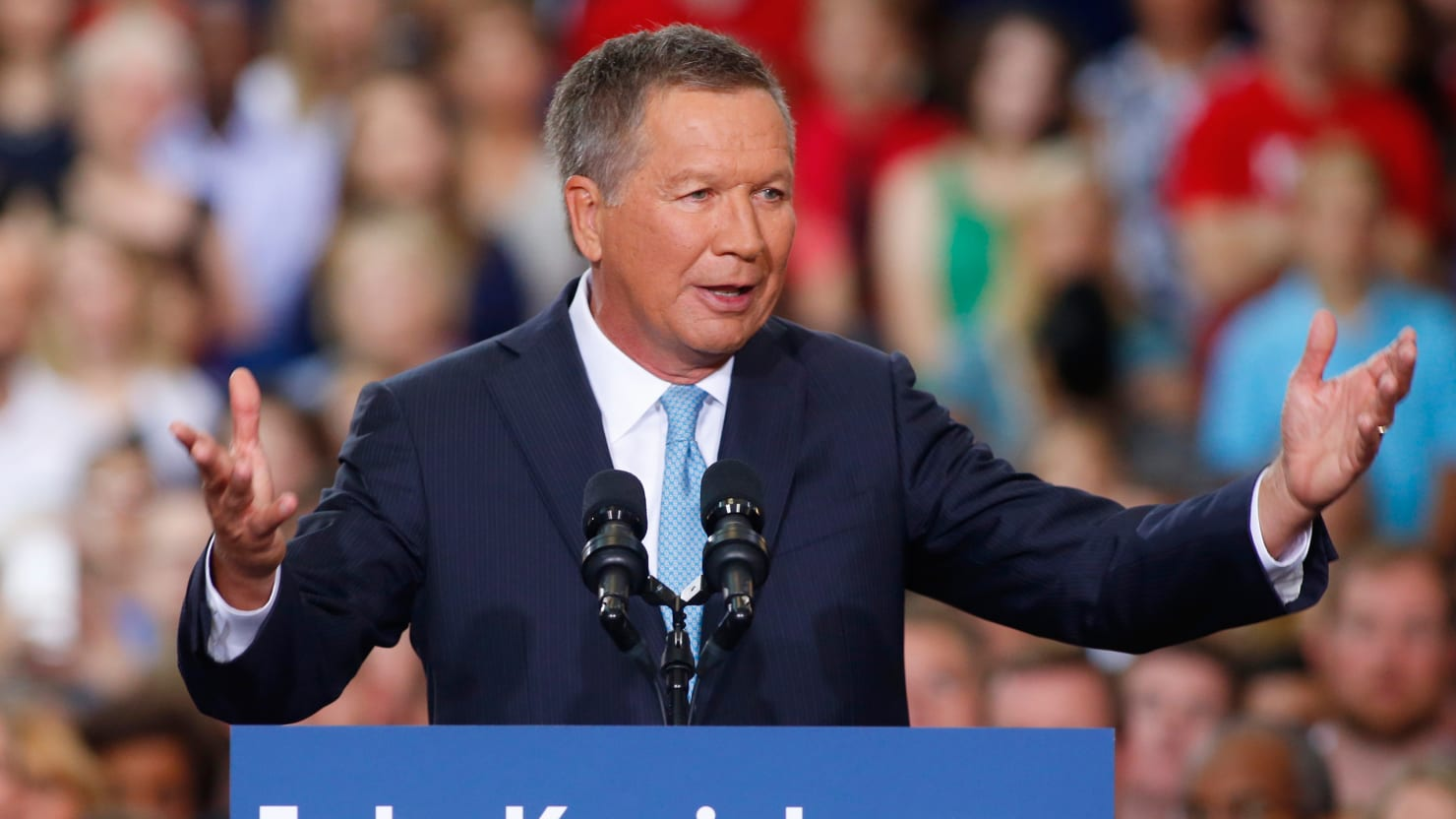 John Kasich Enters the Race for Relevance