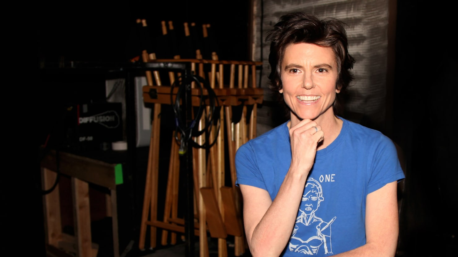 Comedian Tig Notaro Just Shared a Unique Photo With Her Newborn Twins