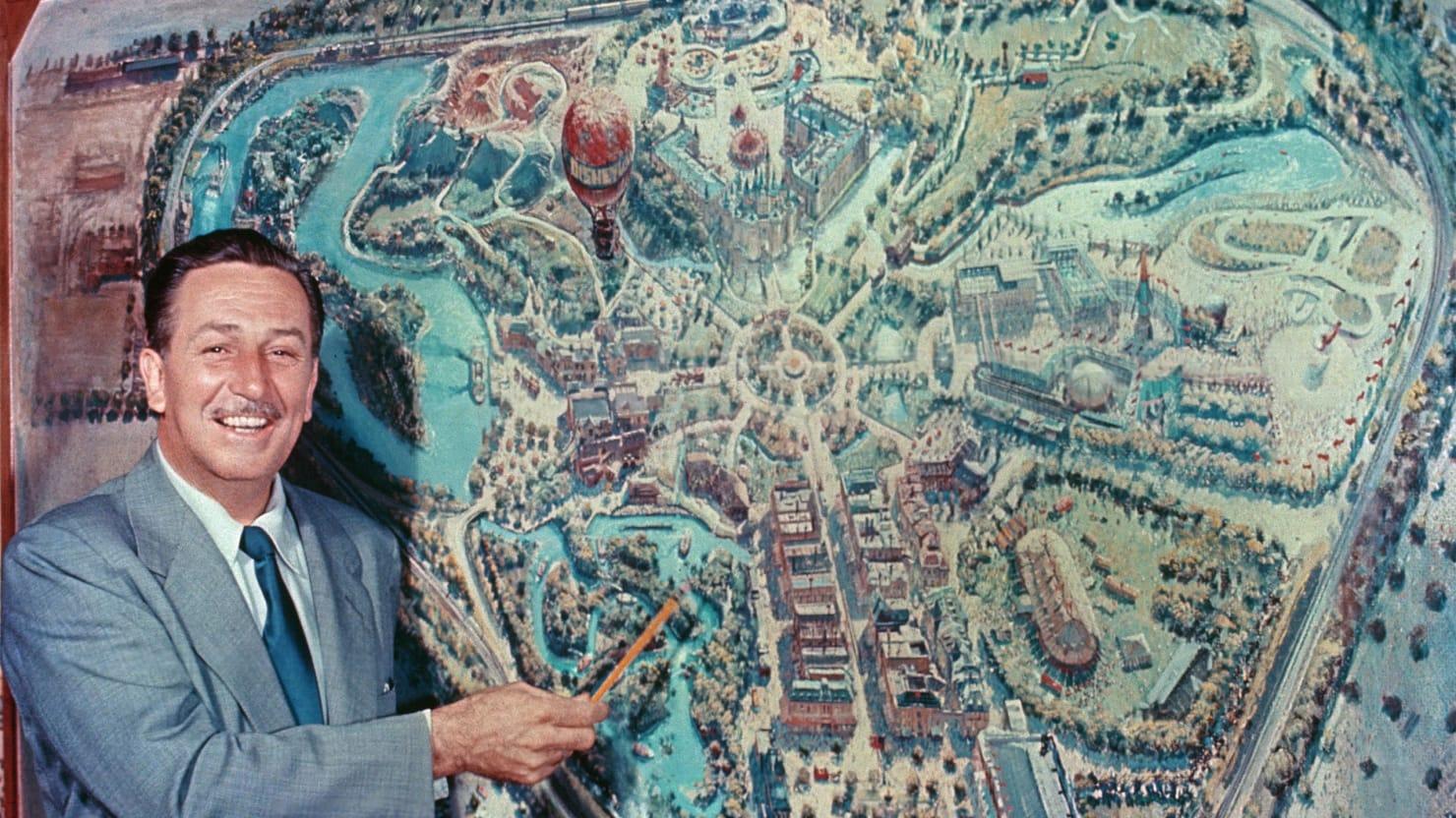 How Walt Disney Made America Into a Magic Kingdom