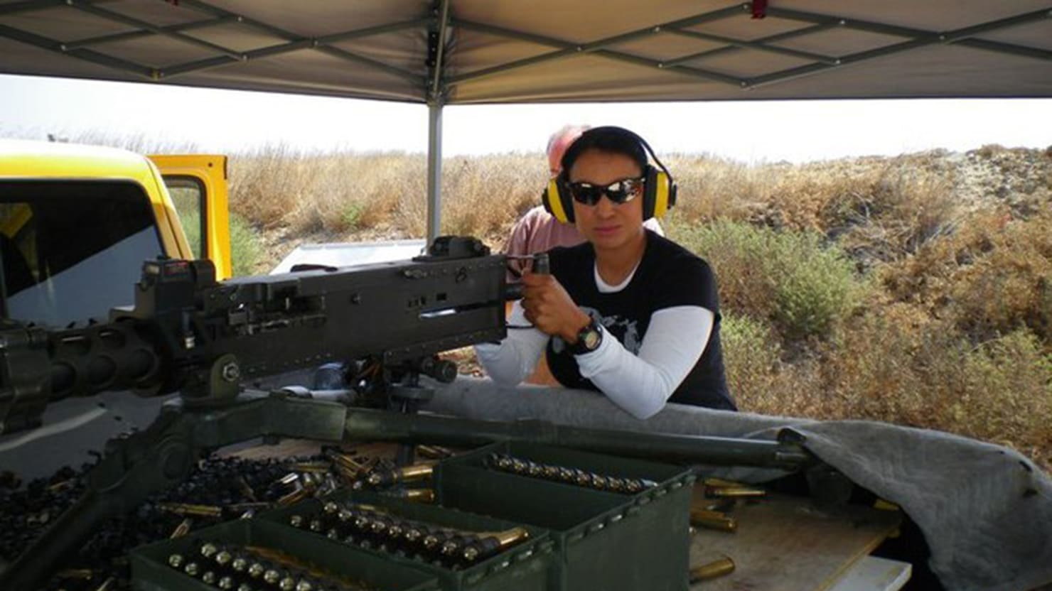 Meet the Woman Who Arms Hollywood: Michelle Cannon, Gun Supplier and Trainer to the Stars