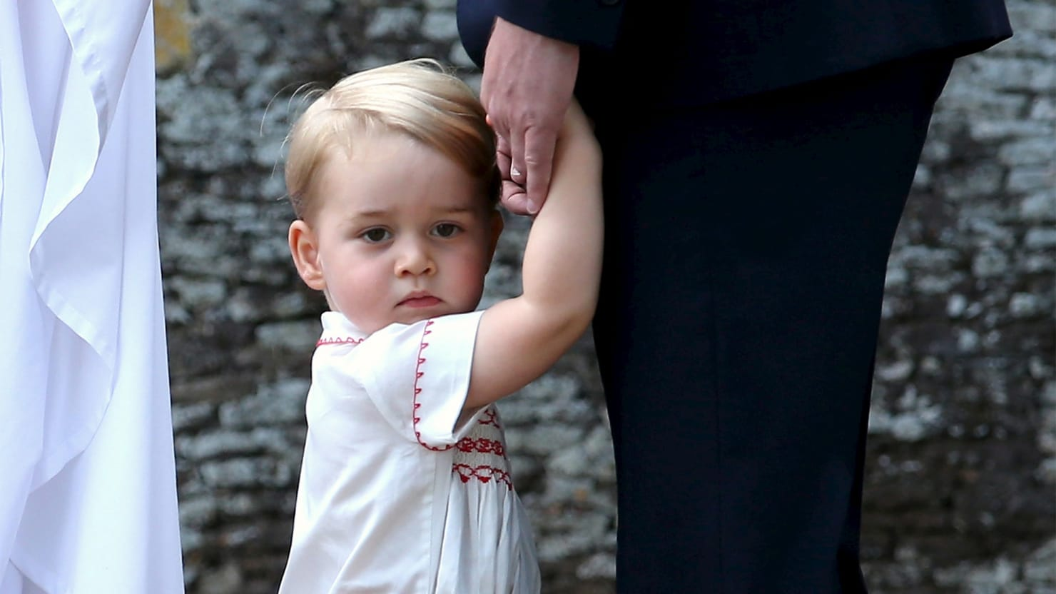 Prince George S Secret Childhood How A Little Royal Goes