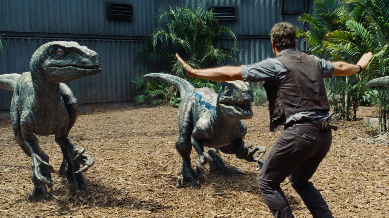 Jurassic World\u0027: A Big, Dumb, Sexist Mess