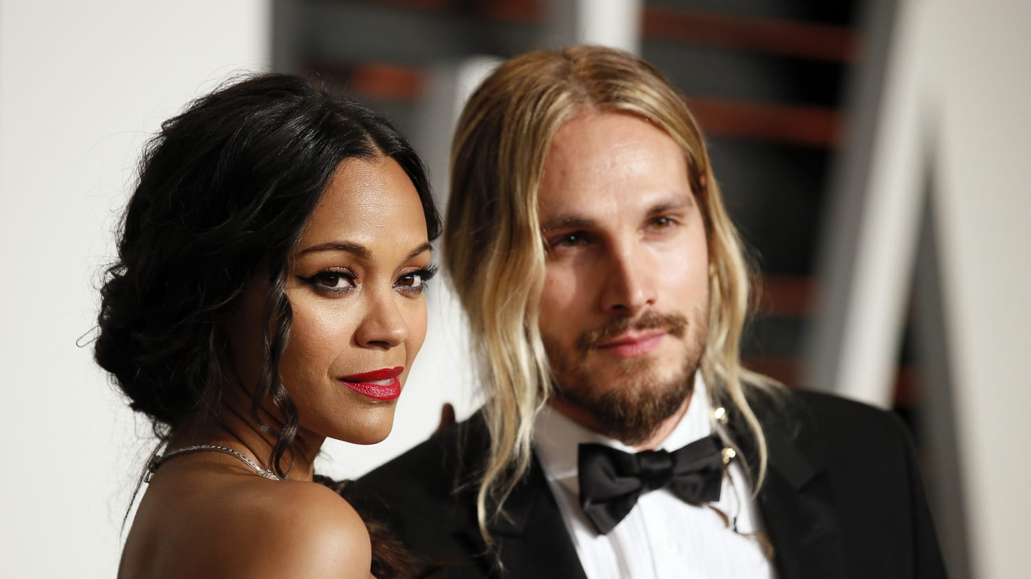 How Revolutionary Is Zoe Saldana\'s Husband for Taking Her Surname?