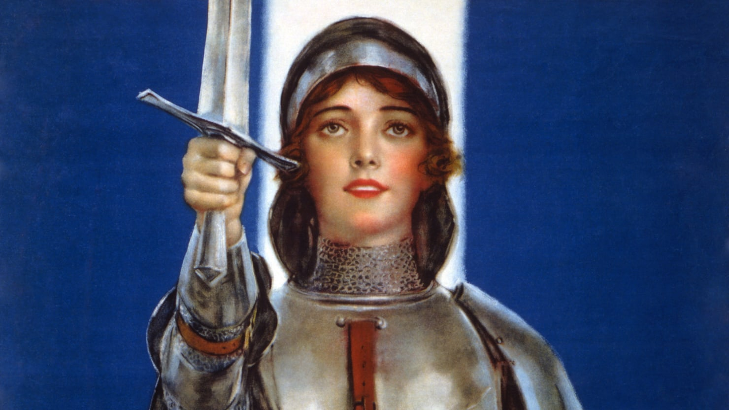 Child In French The Joan Of Arc Nobody Knows