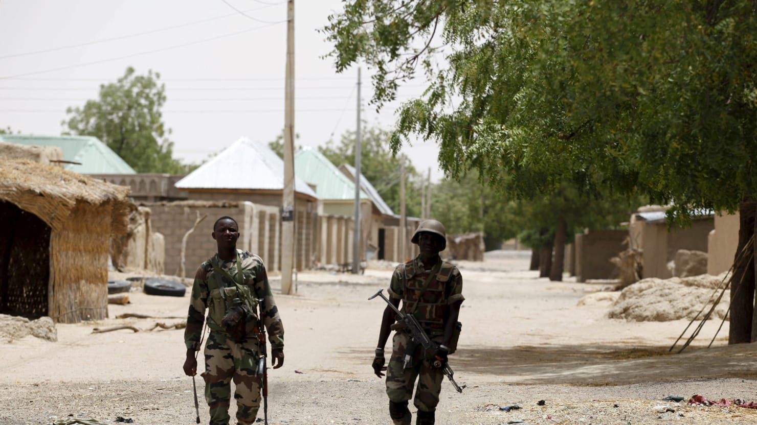 Nigeria's Government Turns Its Back on Boko Haram Victims