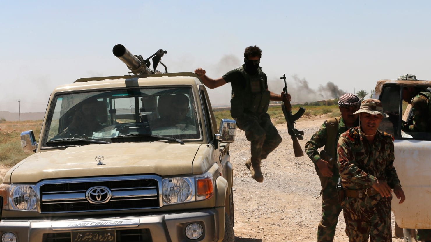 The Kurd-Shia War Behind the War on ISIS