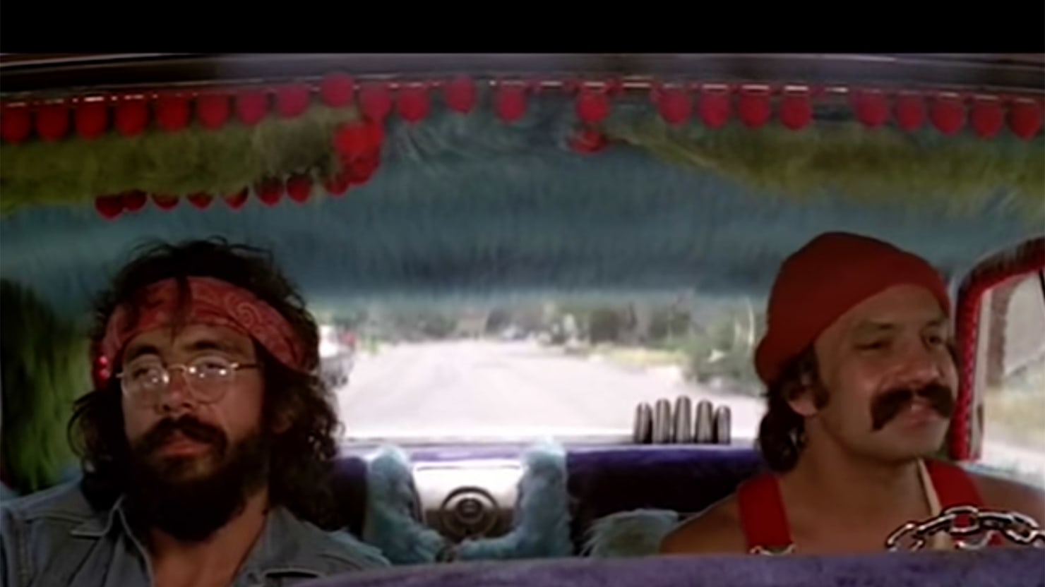 Image result for Cheech and Chong Oscars