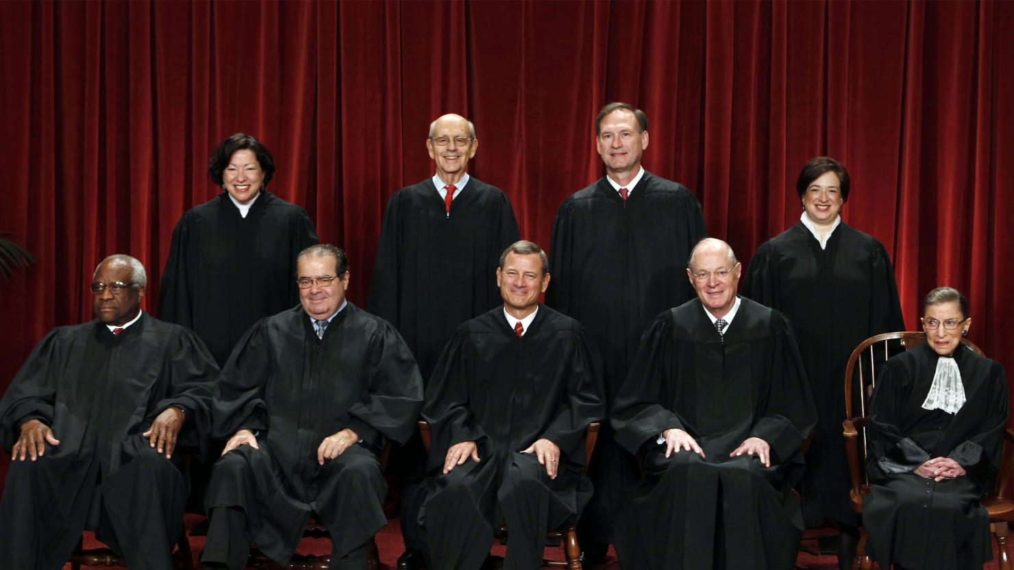 This Could Be the Supreme Court's Busiest Month in History
