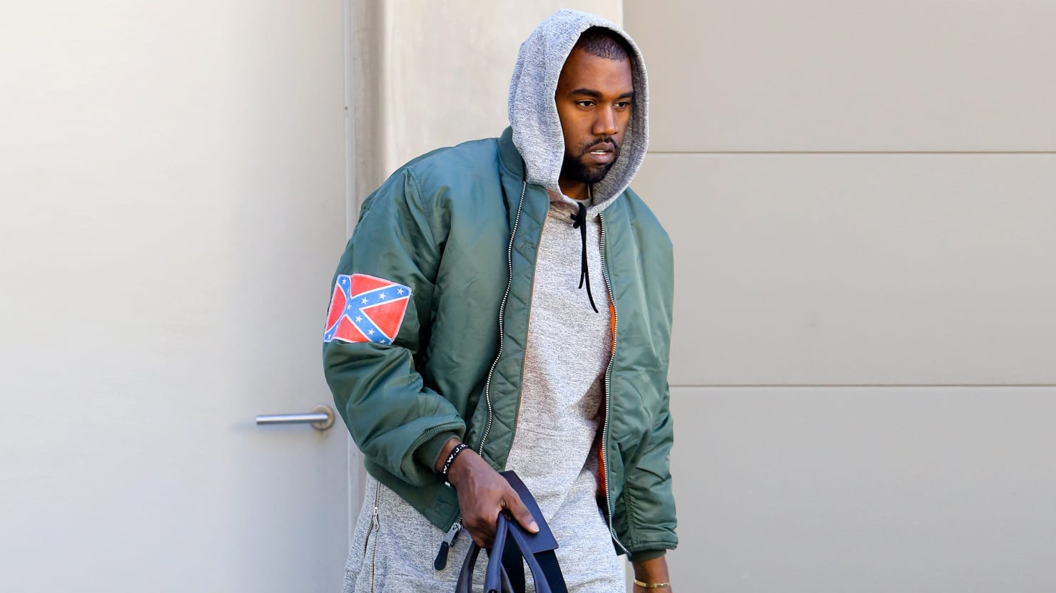 Why Rappers Rock the Confederate Flag: From OutKast to Kanye West's Merchandise