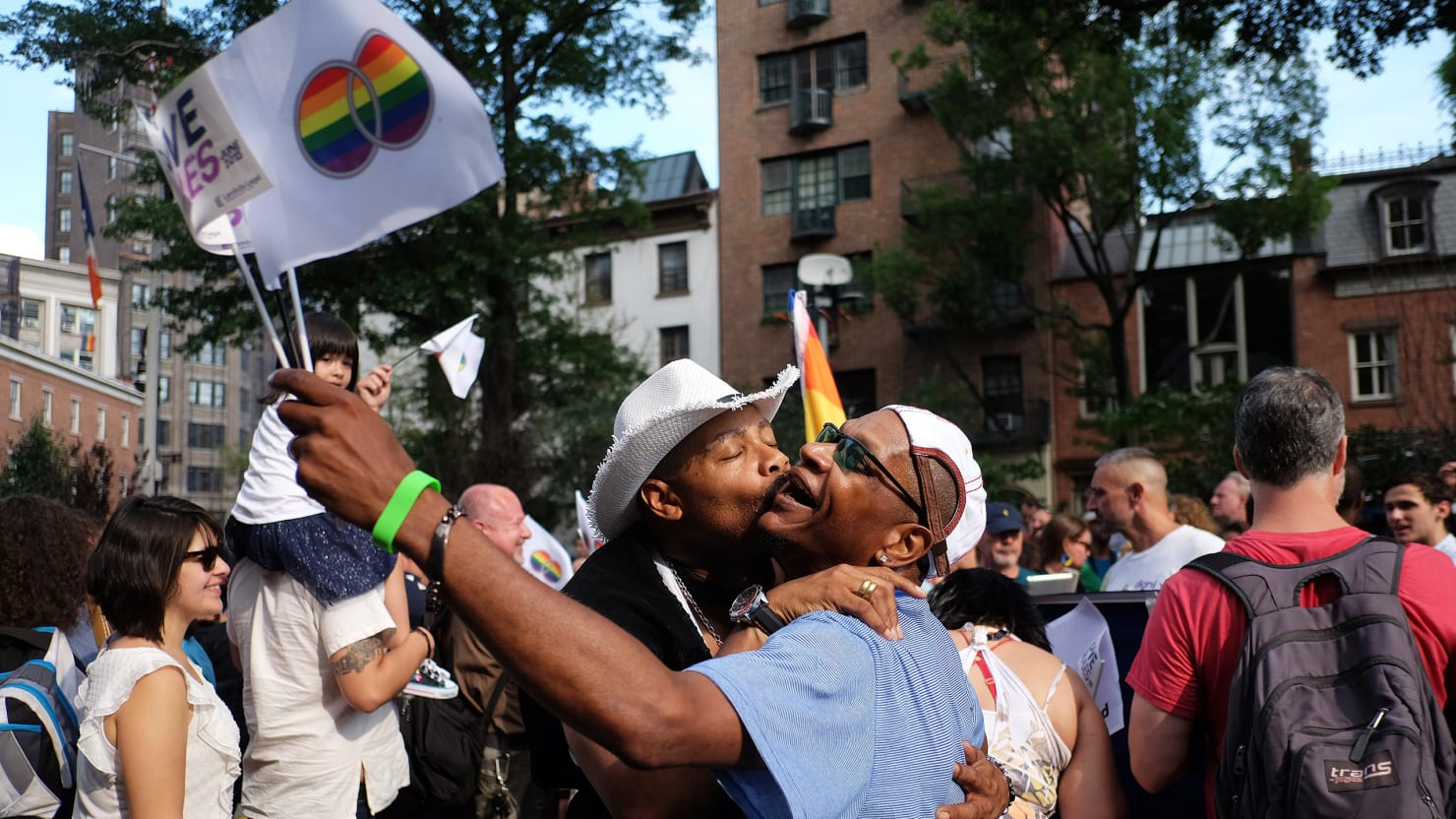 At Stonewall, The Meaning of Pride