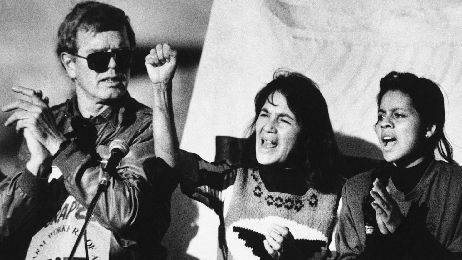 The Shameless Dolores Huerta