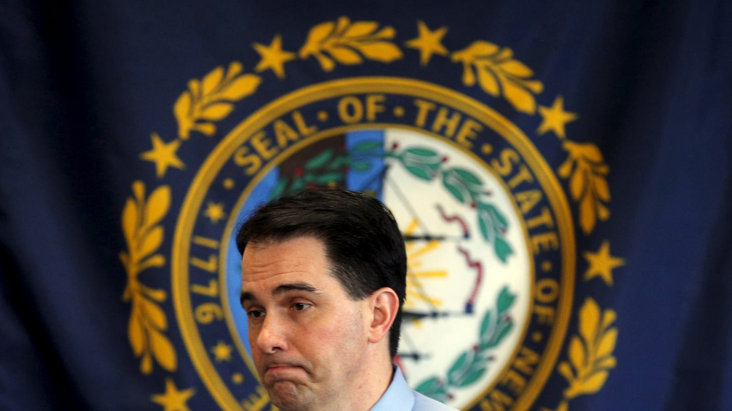 Why Blue Eyed Wisconsinites Tended To >> Scott Walker S Jobs Program Didn T Work