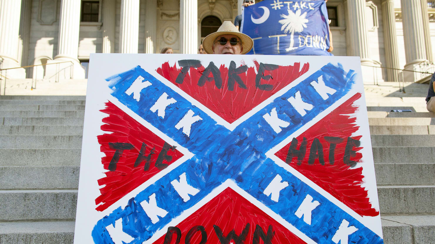 The Fight Over the Confederate Flag Is the GOP's Sister Souljah Moment