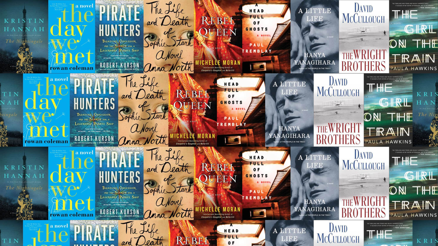 Goodreads Picks the Hottest Books of the 2015 Summer
