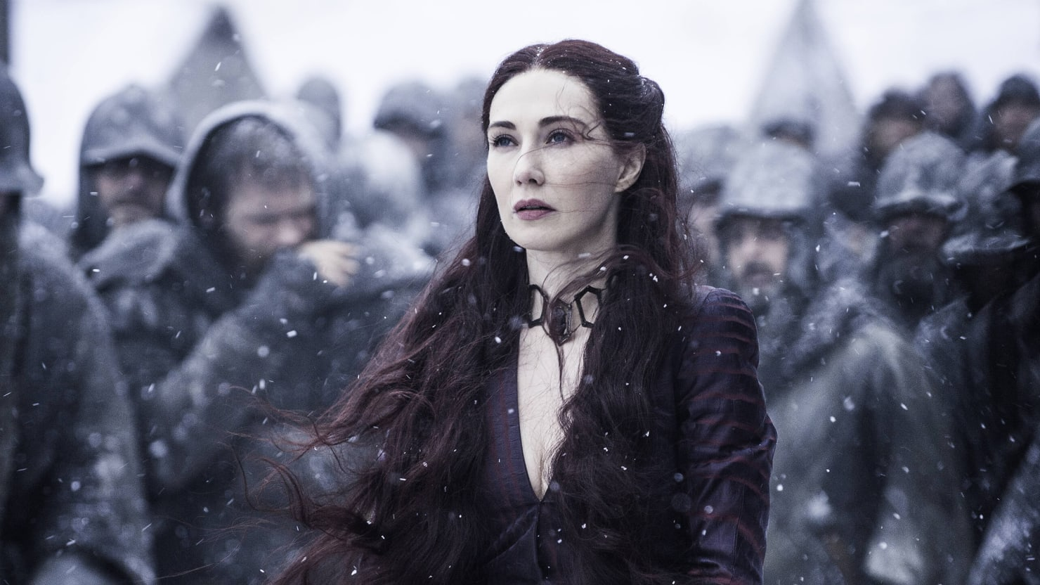 'Game of Thrones' Finale's Burning Question: Will Melisandre Revive Him?