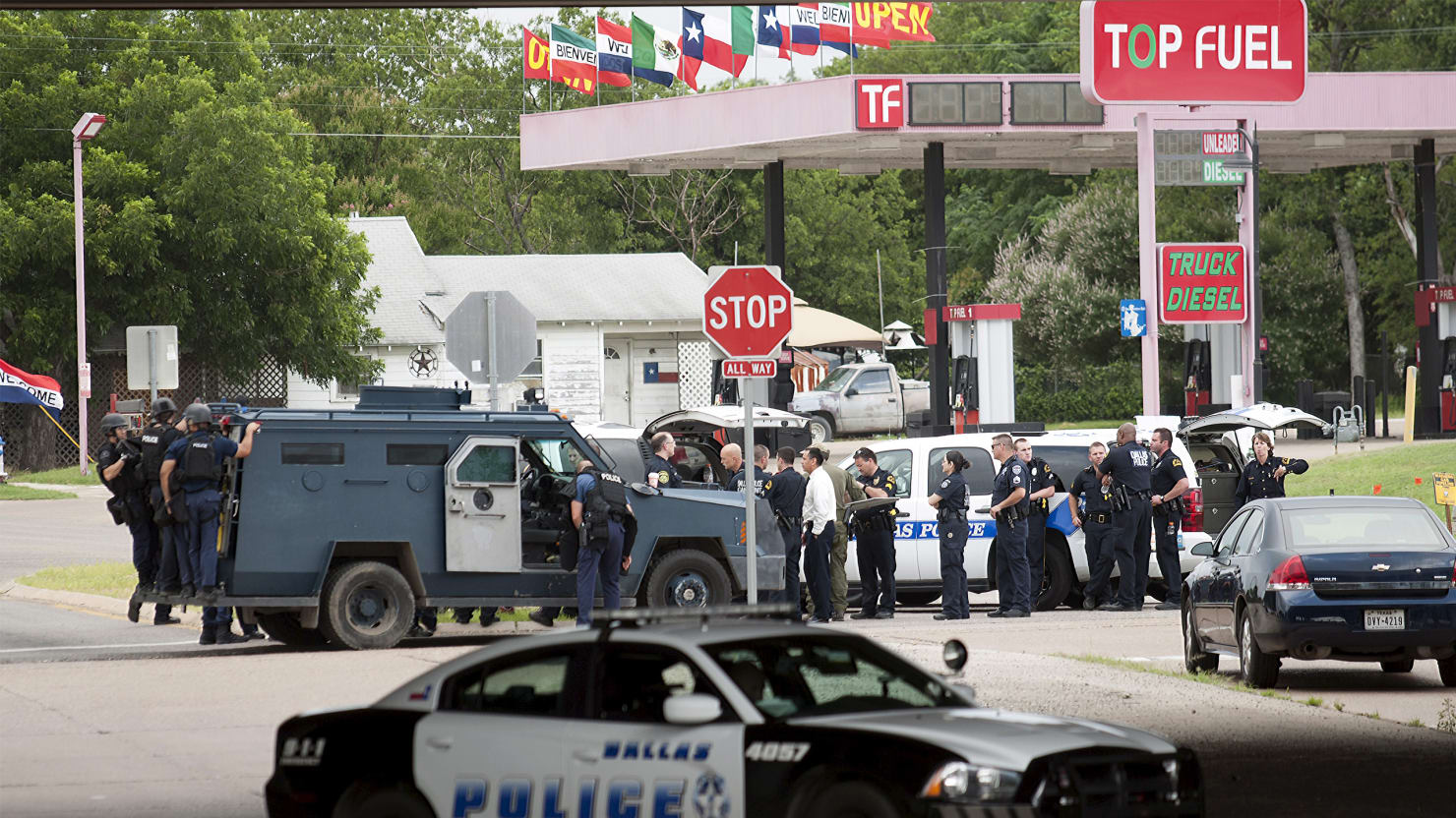 Dallas Shooting Shows How Simple It Is To Be A Terrorist For $10K Or Less