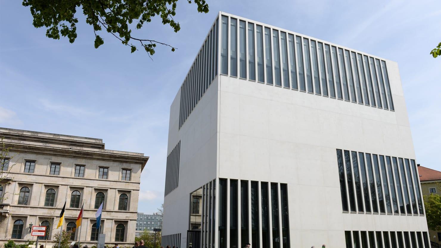 A Stark New Munich Museum Reveals How The Nazis Were Made