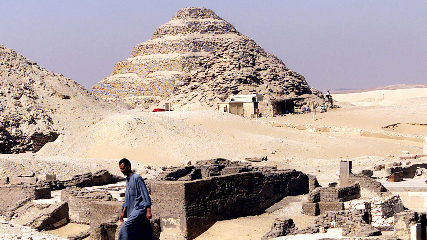 Inside Egypt's Puppy Mummy Crypt
