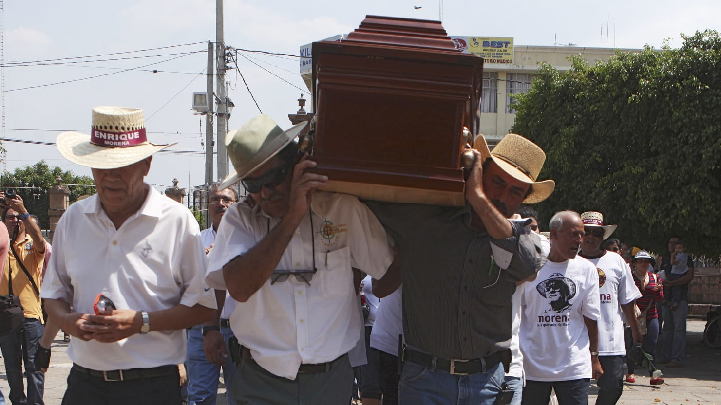 Corpse Elected Mayor in Mexican Cartel Country