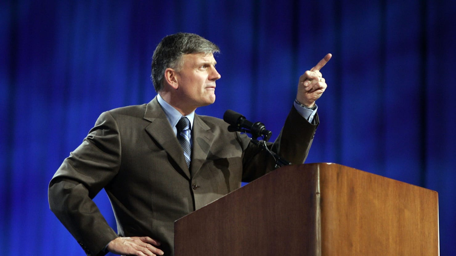 Franklin graham homosexuality in christianity