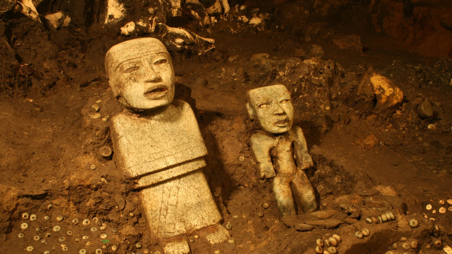 The Mysteries Of Teotihuacan