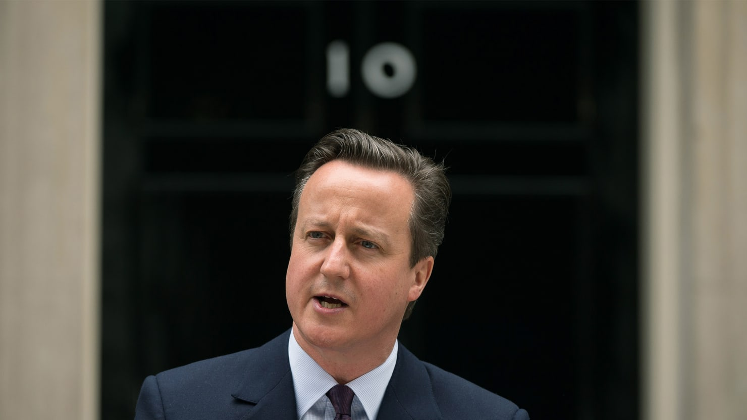 Is Cameron The UK's Last Prime Minister?