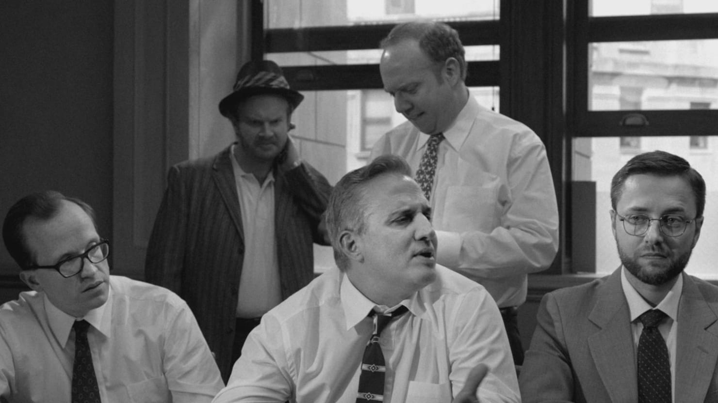 Why Amy Schumers 12 Angry Men Parody Is So Goddamned Brilliant
