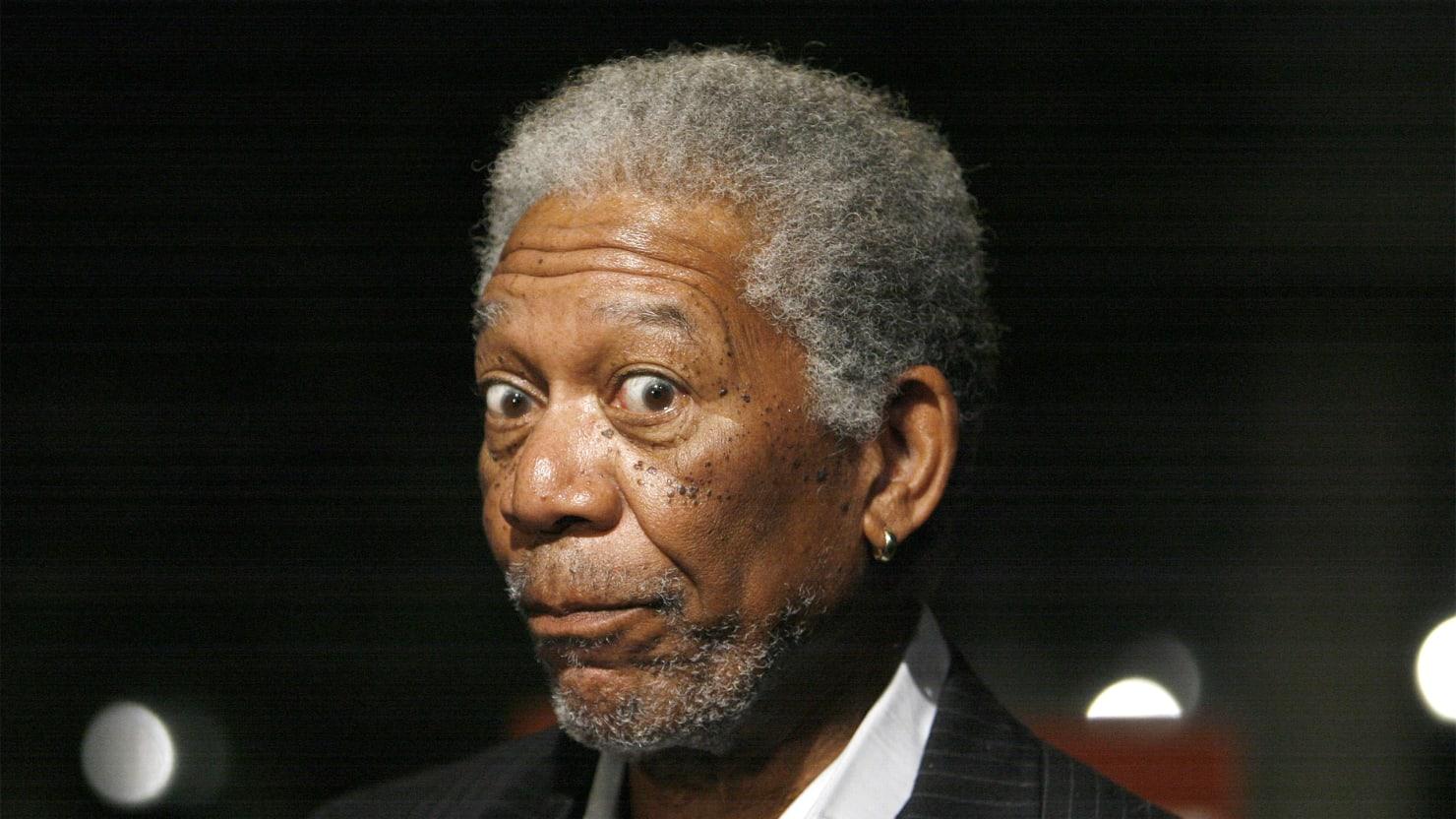 Morgan Freeman >> Morgan Freeman Shoots Straight On Legalizing Marijuana And His