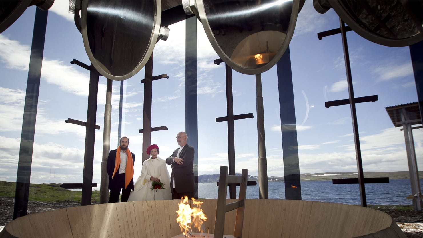 Norway's 'We're Sorry' Monument to 91 Dead Witches