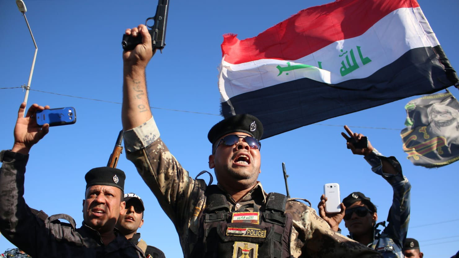Tikrit After ISIS: A Ghost Town Ruled by Gunmen