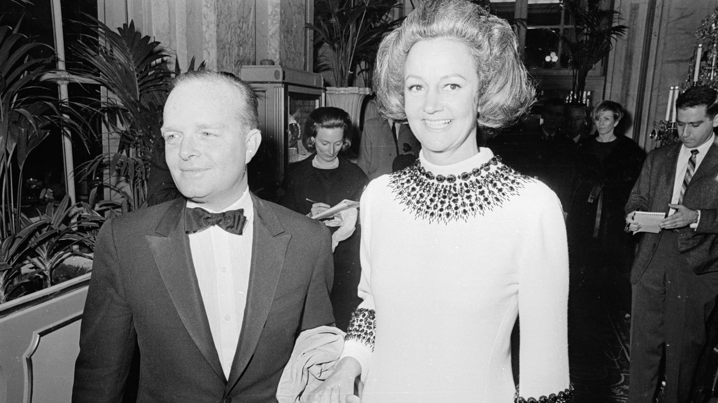 Katharine Graham - Truman Capote