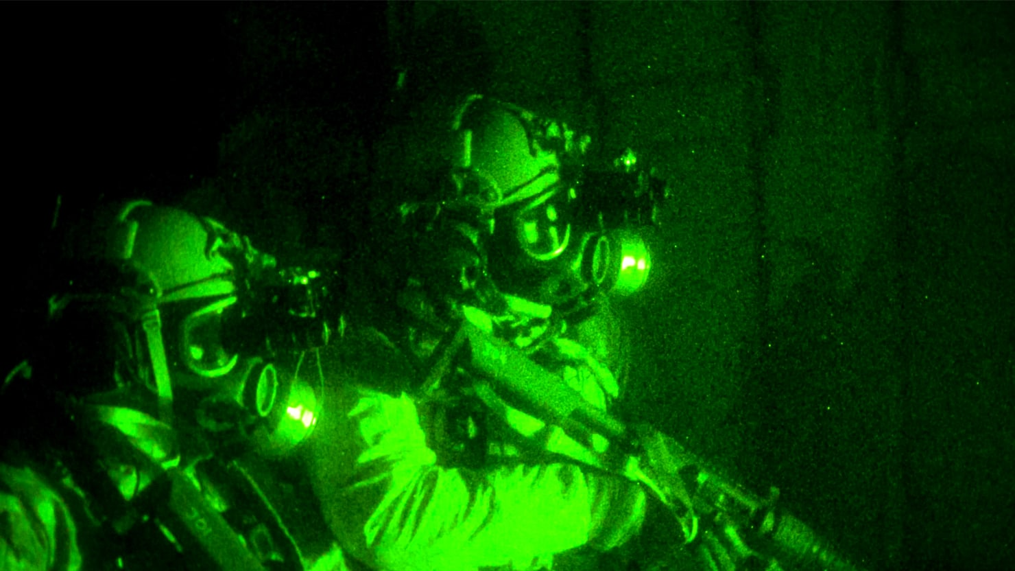 us troops fought �hand to hand� in syria raid